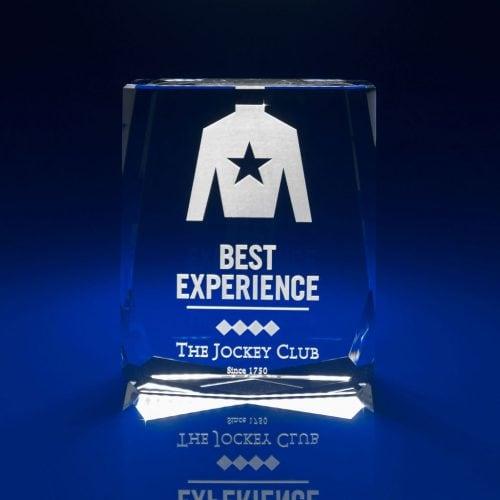 Chamonix Award Sports Trophy