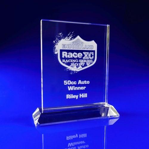 Ice Clear Crystal Award