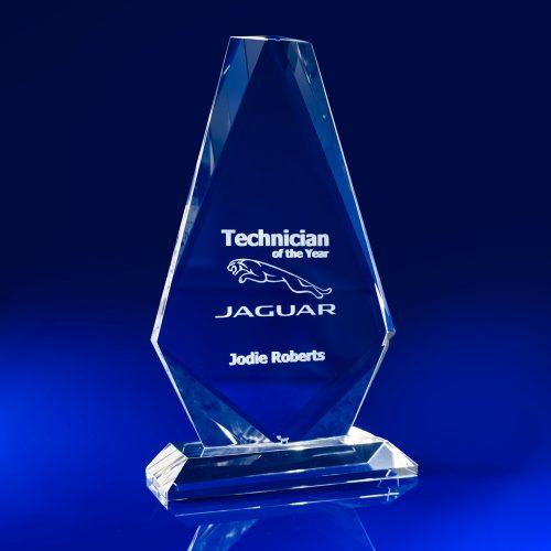 Iceberg Award Crystal