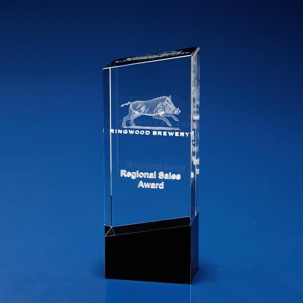 Monochrome Crystal Award, Employee Award