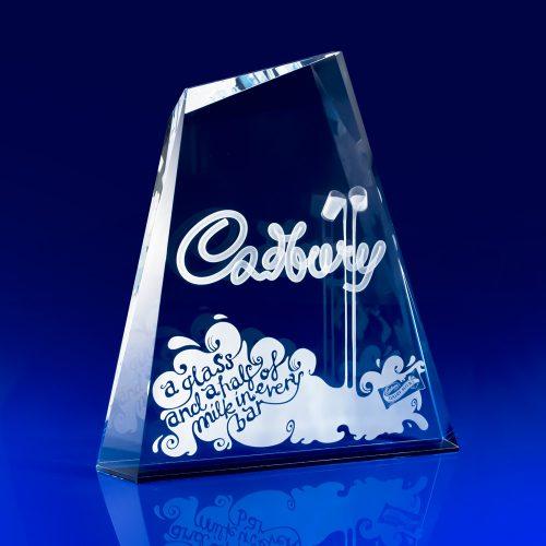Summit Awards - 3D Crystal Art