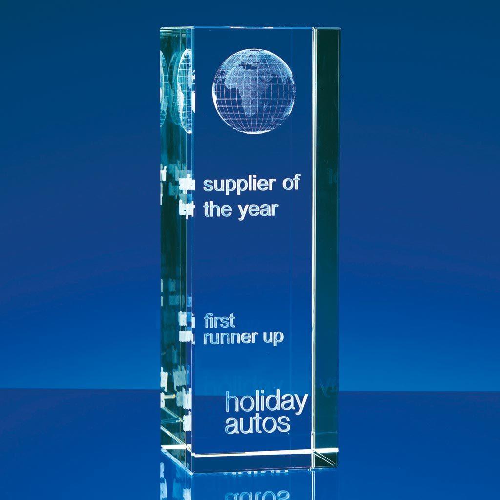 Rectangle Large award
