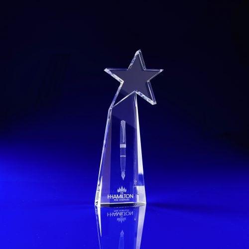 Starburst  - Crystal Awards