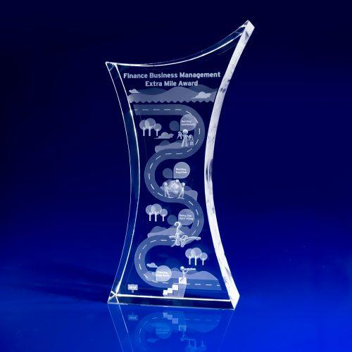 Trophy Award - Finance