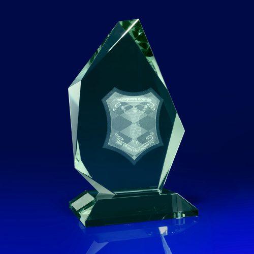 Arctic Jade Crystal Award
