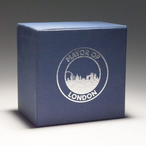 Foil Block Box