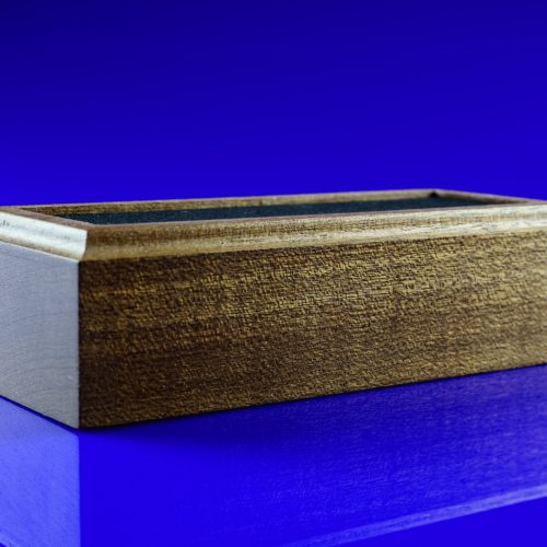 Oak Base for Crystal Award, wooden bases, solid wood base for crystal award bases